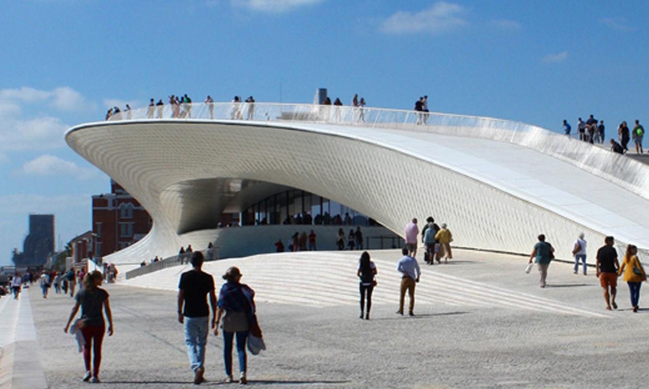 Estrategizando | O Museu de Arte Arquitetura e Tecnologia